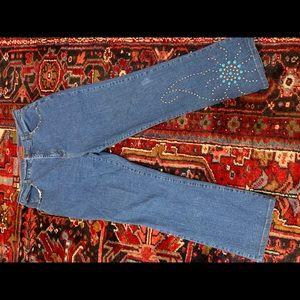 NYDJ jeans embellished